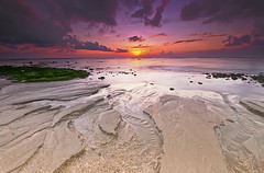 KUTA BEACH LINE (tut bol) Tags: bali beach nature rock sunrise landscape nikon kuta ngm flickrduel stunningphotogpin