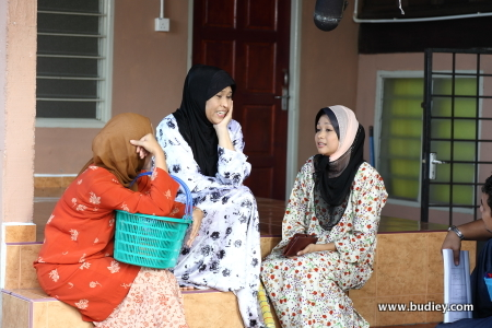 Telemovie - Cahaya Lailatul Qadar dalam Panggung 1 (siar 27 Ogos 2011)