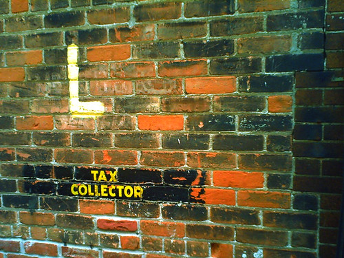 tax collector parking