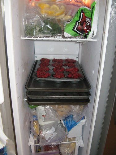 Best way ever to freeze berries