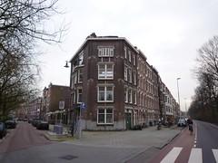 Schiebroekselaan - Bergselaan Rotterdam (oerendhard1) Tags: street houses netherlands architecture corner rotterdam streetcorner cornershop straathoek hoekhuis bergselaan schiebroekselaan