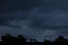 Summer Of 2011 (gripspix (OFF)) Tags: summer sky test clouds sommer gray himmel wolken grau 20110726 canon2860usmefsmacro