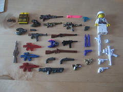 For trade! (Da-Puma's Trading account) Tags: for is crazy lego go prototype v3 trade ac8 brickarms