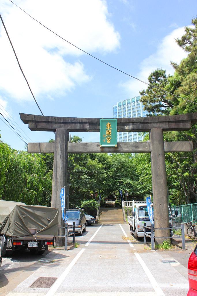 TamachiHamamatsucho Walking Guide (2)