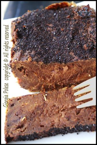 torta zucca e ciocco