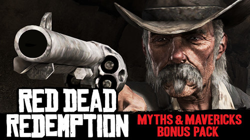 Red Dead Redemption Free Myths and Mavericks DLC Announced