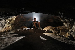 Peace Cave Main Room (gerald.buckman) Tags: forest peace state florida cave fl withlacoochee