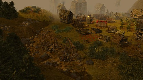 Stronghold 3 - New Screens Show Different Battle Terrains