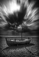 (windrides) Tags: boat nikon long exposure greece hdr d3x agelohori