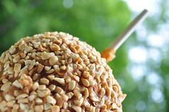 Bokehlicious caramel apple (~doug>) Tags: food fruit bokeh sweets caramelapple