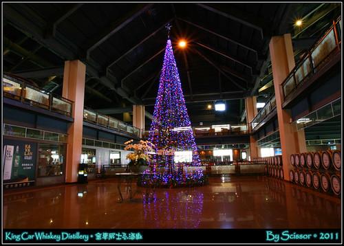 招牌聖誕樹