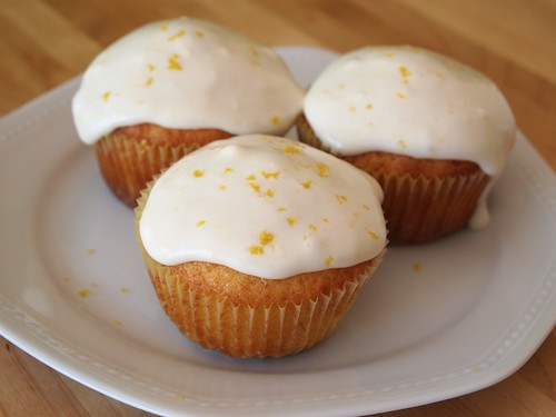 July 3-0 - Lemon Cup Cakes