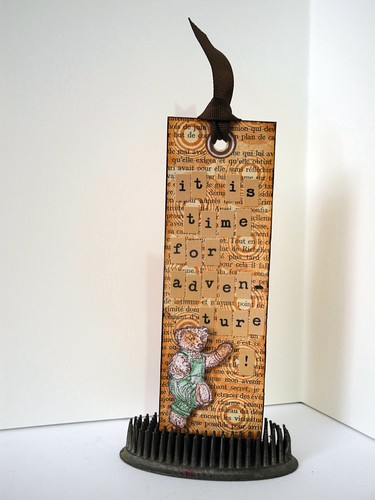Time for Adventure Bookmark