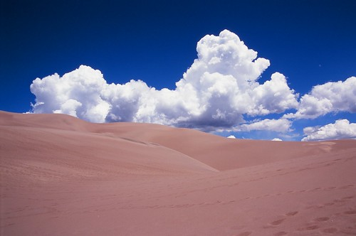 Great Sand Dunes National Park - Colorado