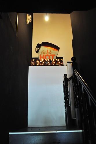 kooky entrance