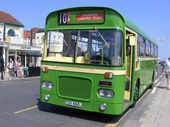 Bristol RE (PD3.) Tags: road uk sea 2 england west bus caf buses st vintage bristol sussex worthing marine july fair 11 front parade marshall lane service motor re preserved seafront 31 ltd fayre sms 31st services shoreham psv pcv tct 2011 southdown 490 camagna heene tcd490j 490j