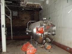 MOLSONS (jasonwoodhead23) Tags: urban exploring vessel steel stainless july molsons edmonton demolition beer historic