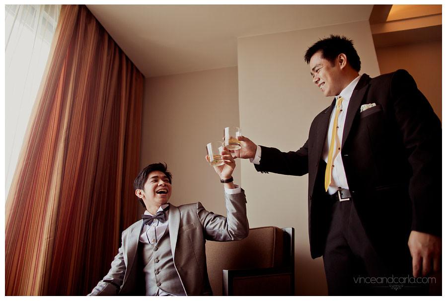 guy toast