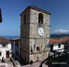 Reloj Lastres (Moi_Solo) Tags: azul puerto torre pueblo asturias paisaje reloj lastres pesquero doctormateo