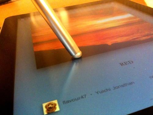 SmartPen & iPad