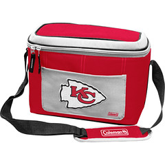 Kansas City Chiefs Coleman 12 Pack/Can Cooler Bag