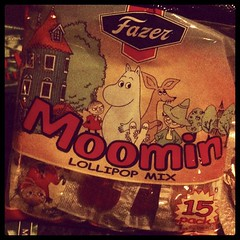 Sucettes Moomin ! (^____^)/