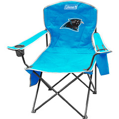 Carolina Panthers Tailgate & Camping Cooler Chair