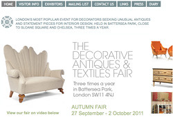 The Decorative Antiques & Textiles Fair