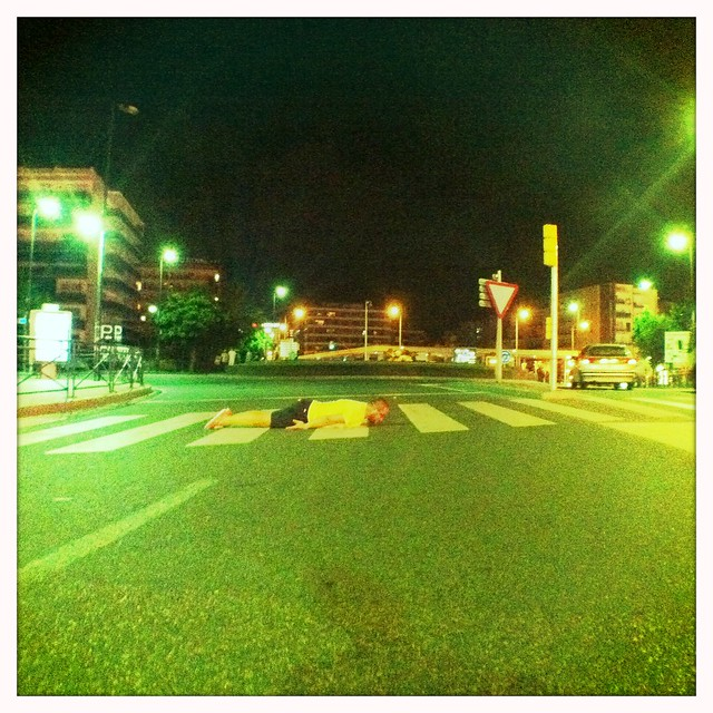 Iola planking 5