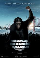 Maymunlar Cehennemi: Başlangıç - Rise of the Planet of the Apes (2011)