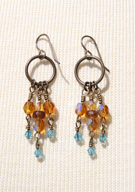Eternal Boho Beach- Earrings