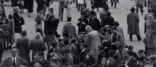Festival of Britain, London. 1951. (enlarged detail