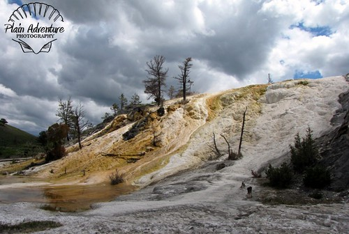 Number 7: Mammoth Hot Springs - Yellowstone
