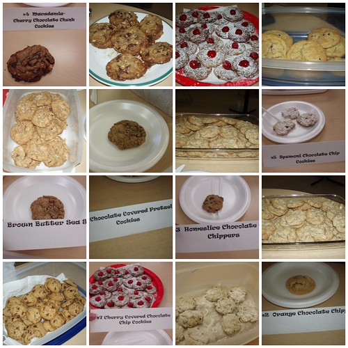 MF Cookie Contest