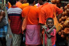 Young enterpreneur (Rajib Singha) Tags: boy india nikon mood searchthebest trade pilgrims westbengal hooghly flickriver nikond300 baidyabati