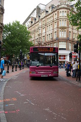 Central Connect 1637 X637AKW Dennis Dart Plaxton Pointer (chrisbell50000) Tags: pink favorite bus birmingham pointer branded group central route deck single 37 dennis favourite brand dart branding connection connect decker slf touchwood plaxton 1637 rotala x637akw chrisbellphotocom