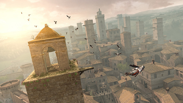 San Gimignano Assassin's Creed