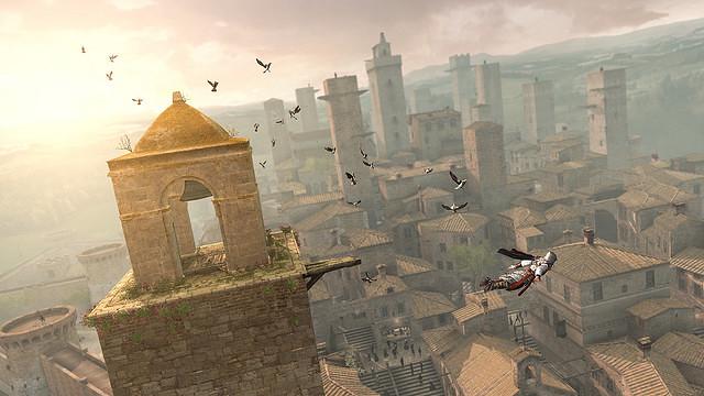 San Gimignano Assassin's Creed