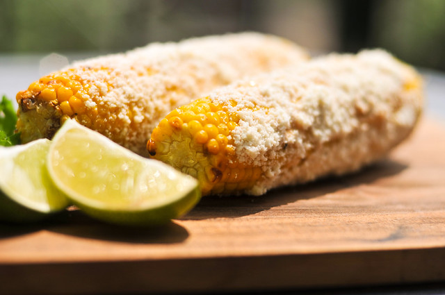 Mexican-style Corn