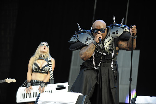 Cee Lo by Dave Mead