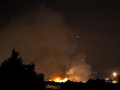 Tottenham riot fires by steven_kelly | www.steven-kelly.co.uk