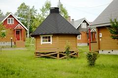 ミニログハウス