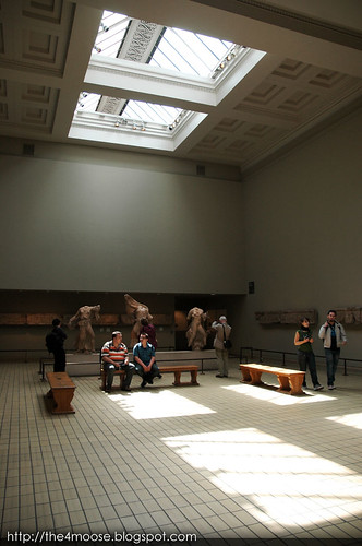 British Museum - Greek Gallery (Room 17)