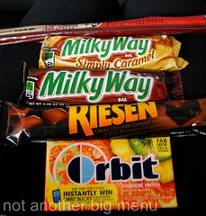 Las Vegas, Nevada - Nibbles from gas station