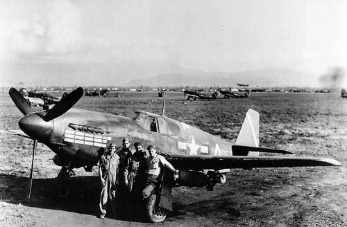 North American A-36A No. 067