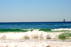 (Farzad) Tags: nature water waves australia queensland goldcoast