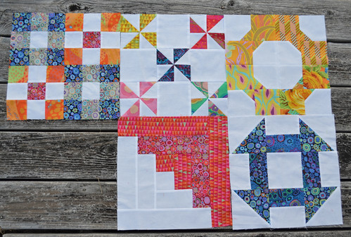 Skill Builder Sampler Blocks