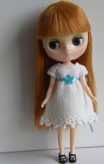 Mimi's new dress!