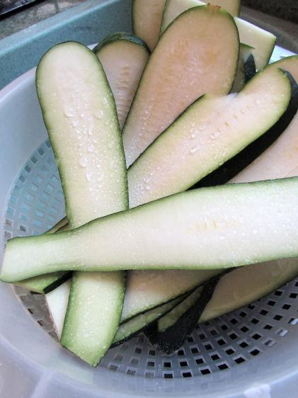 Sweaty Zucchini
