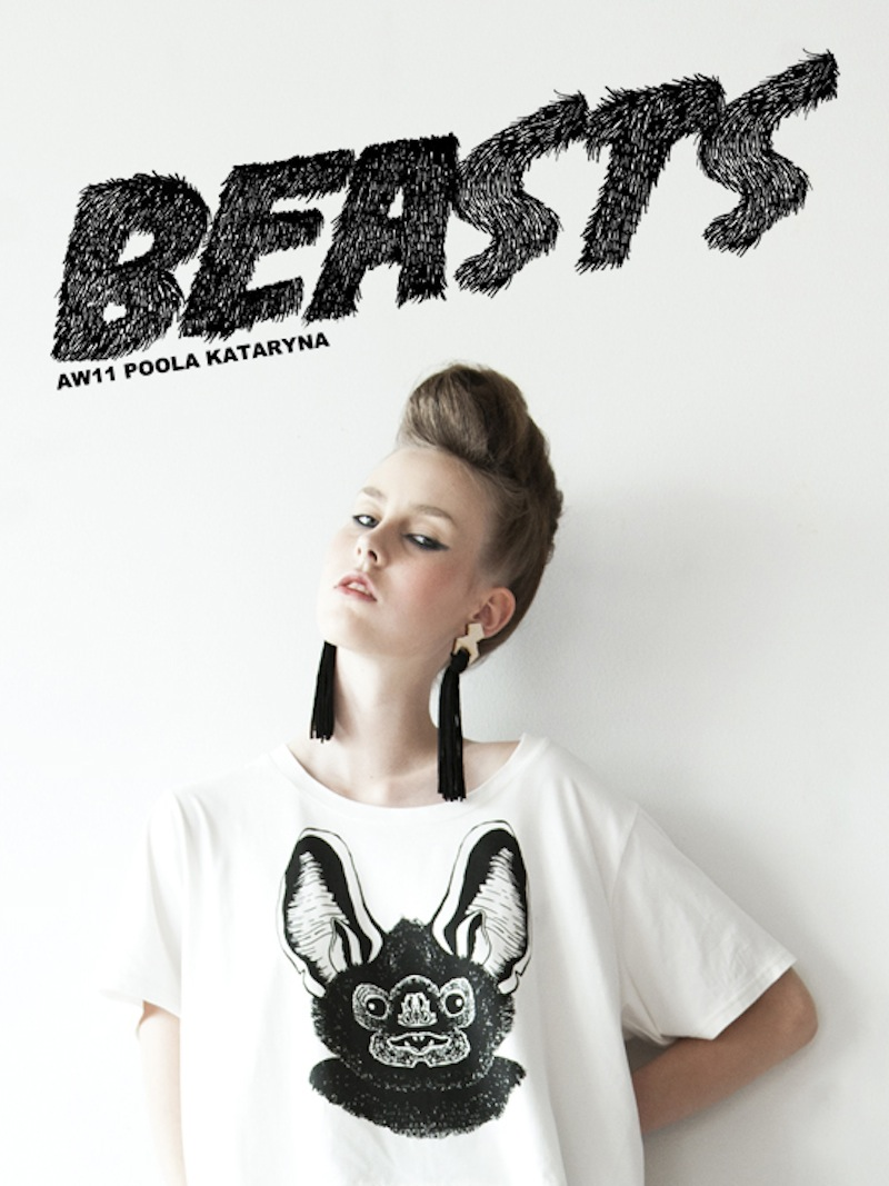 Poola Kataryna Fall 2011 beasts cover